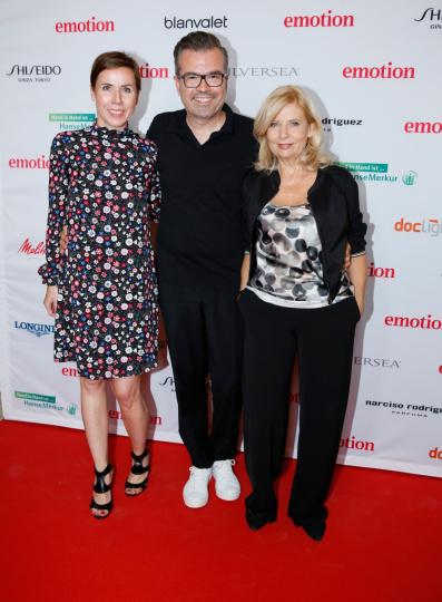 Anke Rippert, Reinhard Metzler, Sabine Postel
