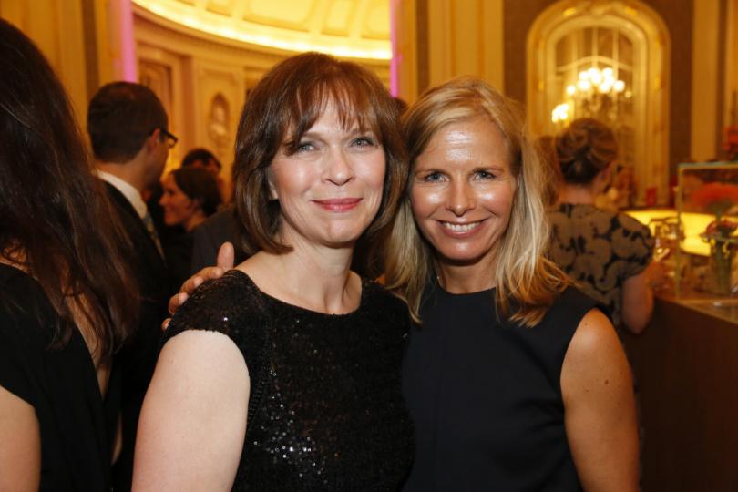 Barbara Respondek und Wencke