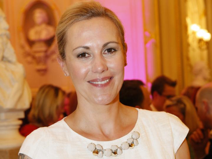 Bettina Wullf beim EMOTION-Award 2016