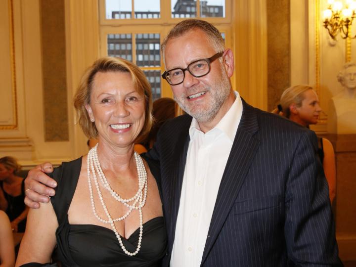 Daniela Lindner und Jochen Delvendahl