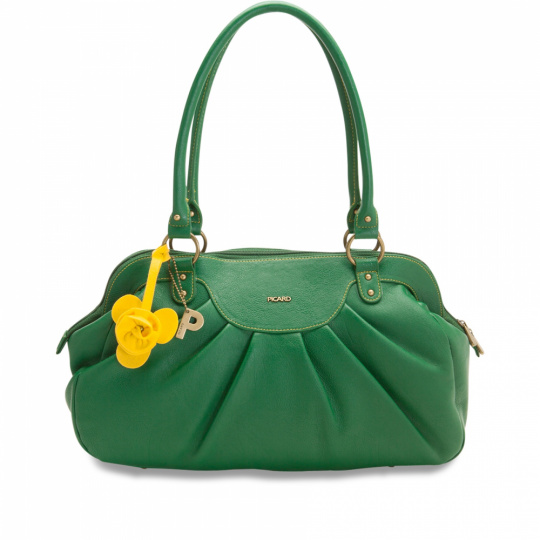 Grüne Tasche Picard