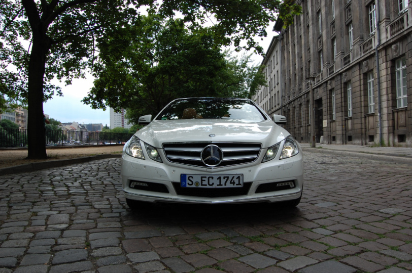 Mercedes E 350 Cabrio