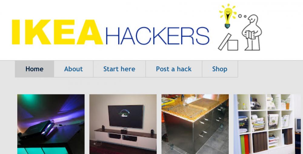 Blog: Ikea Hackers