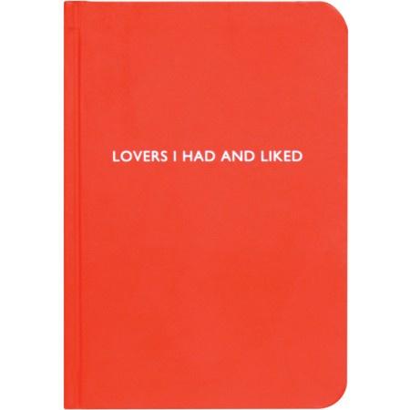 "Notizbuch ""Lovers"""
