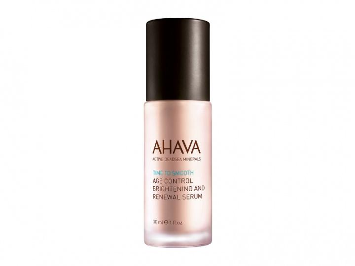 "Ahava ""Age Control Brightening and Renewal Serum"""
