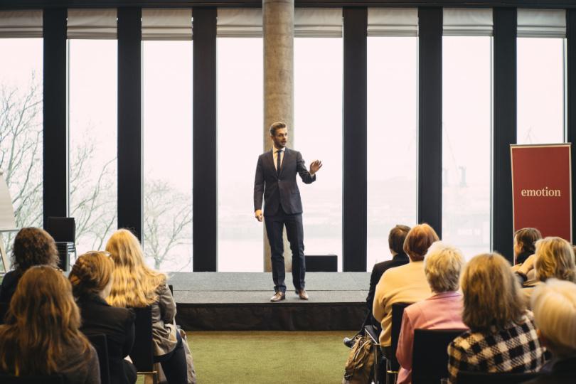 Florian Schröder Vortrag