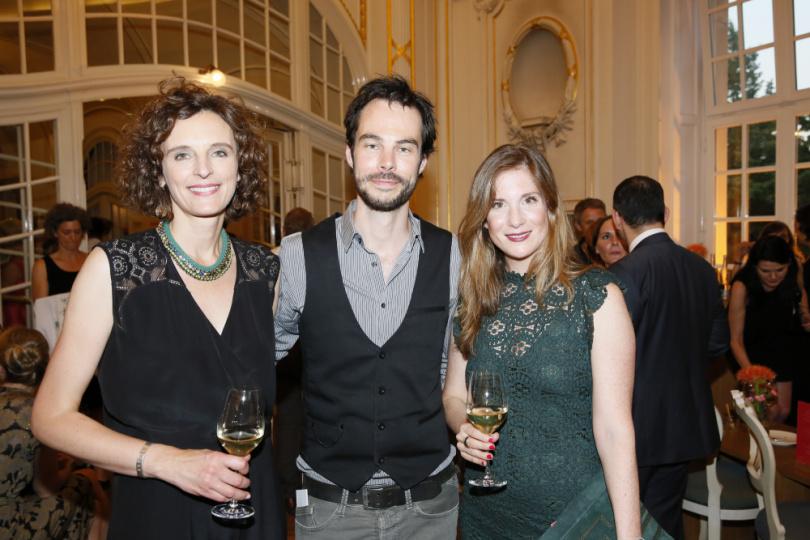 Jan Sievers, Katarzyna Mol-Wolf und Pia Steinmann