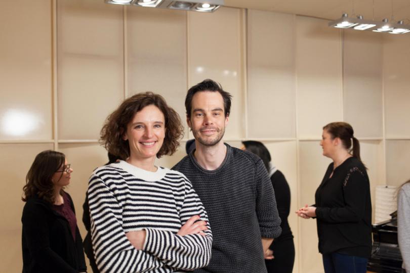 Kasia Mol-Wolf & Sänger Jan Sievers