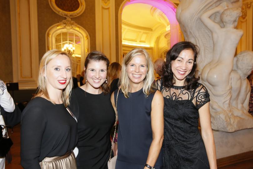 Katharina Hofen, Alena, Caro und Sandra Onofri