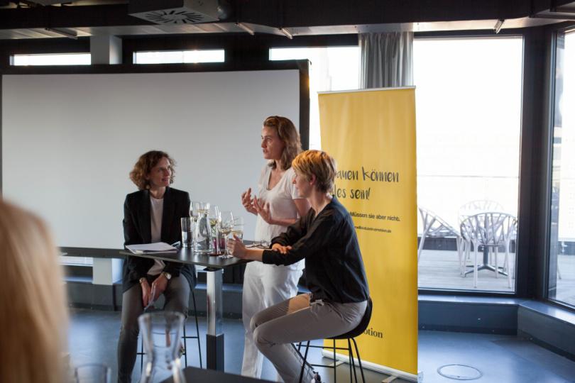 Katja Krause Vortrag