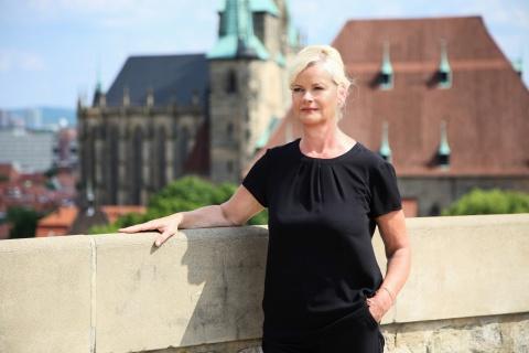 Heike Langguth als rework Speakerin