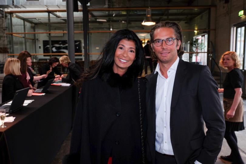 Manuela Bischke und Florian Sauer