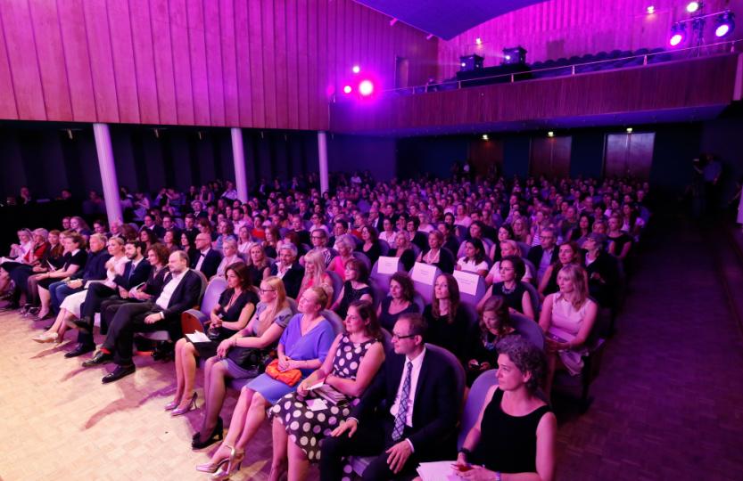 Publikum EMOTION.award 2016