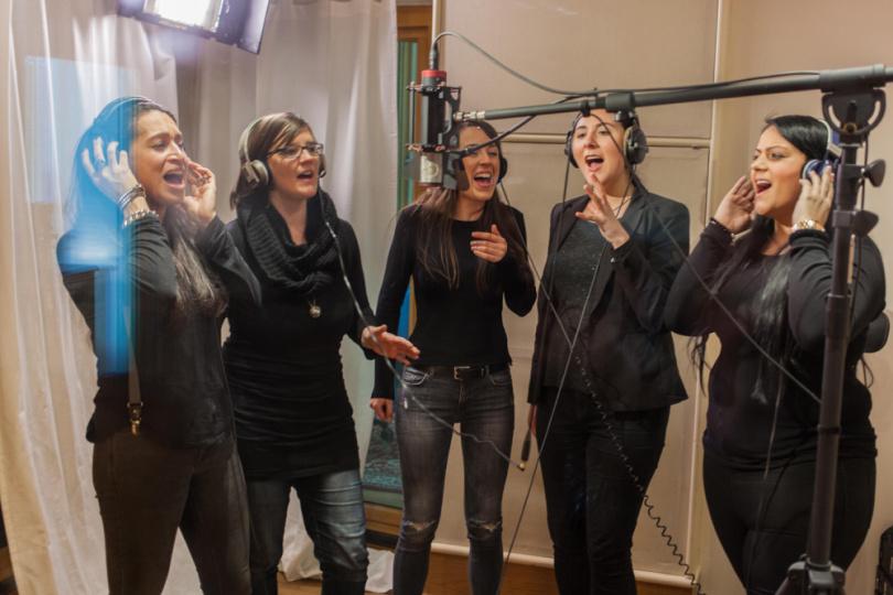 Frauen singen