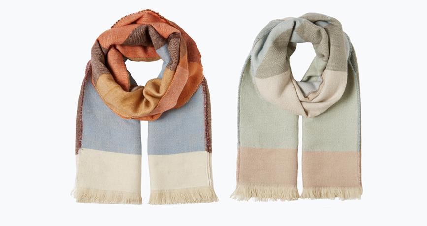 Schals von Marie Lund