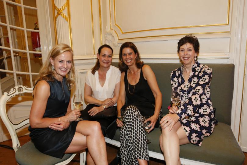 Tania Miglietti, Kerstin Pooth und Heidrun Bobeth