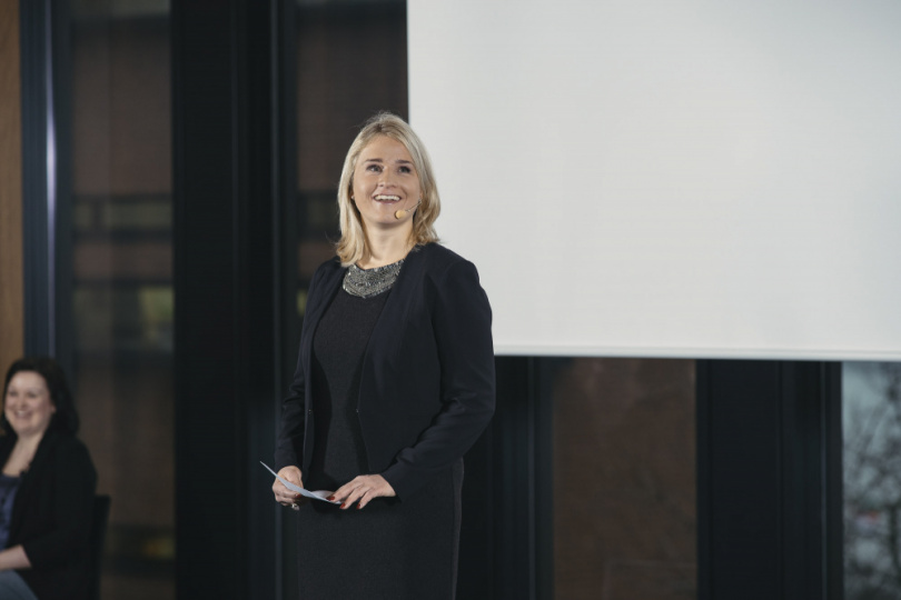 Verena Bentele Vortrag