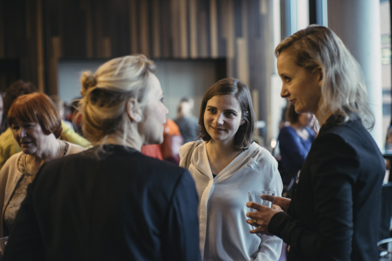 Networking àla Women's Business Day