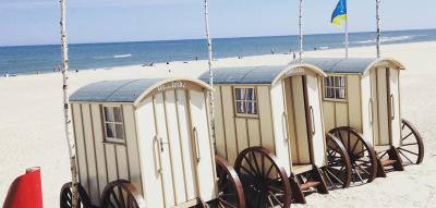 Norderney, Strand