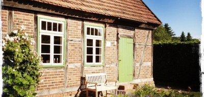Mecklenburg Haus Tür