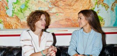 Women for Women: Kasia Mol-Wolf im Interview mit Preeti Malkani