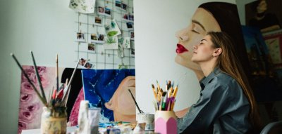 Atelierbesuche mit EMOTION: Frauen in der Kunst