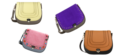 Zoé Lu Saddle Bags
