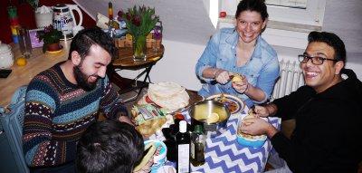 Kerstin Platsch Küchentisch