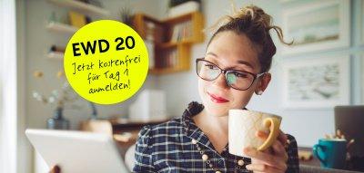 EWD 2020: Kostenloses Ticket für Tag 1 sichern!