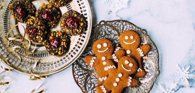 Franzi und ich: Weihnachtsplätzchen von Franziska Schweiger