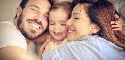 Kindern ein gutes Gefühl geben - das können Eltern tun