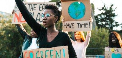 Demonstration Klima