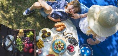Rezepte für ein Familien-Picknick