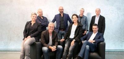Ulrike Handel und Team