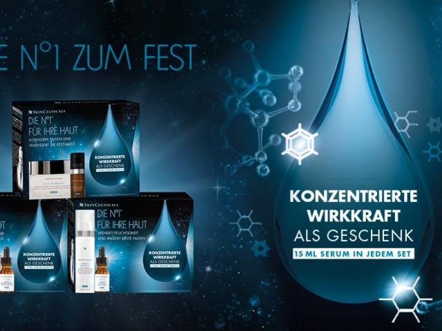 X-Mas-Sets von SkinCeuticals
