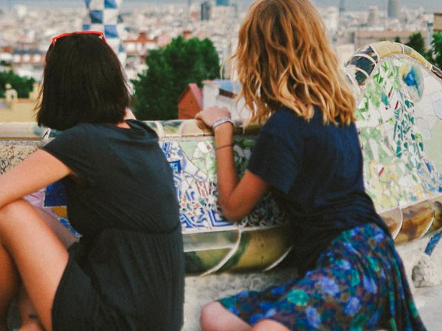 Freundinnen-Wochenende mit Triumph