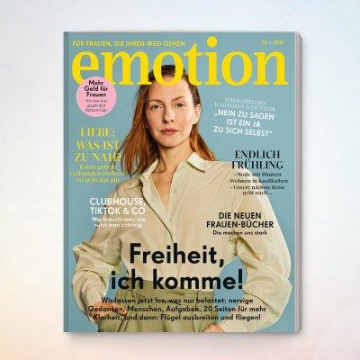 Neue EMOTION 0521