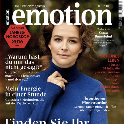 EMOTION-Cover 1/2016