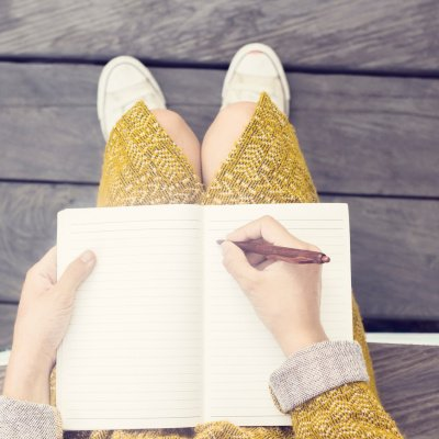 Brief schreiben