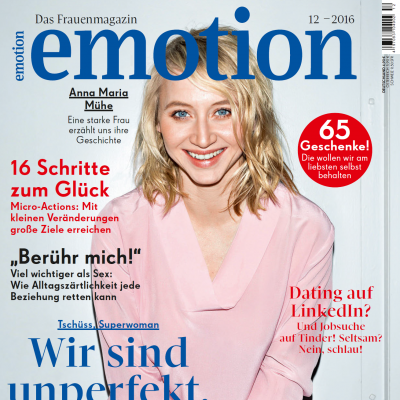 EMOTION-Cover 12/2016
