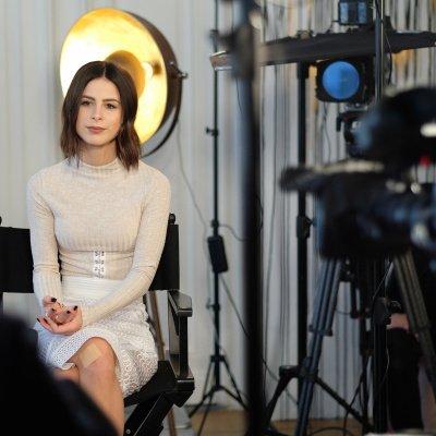 Lena Meyer-Landrut Interview Berlinale