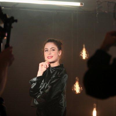 Lena Meyer-Landrut auf der Berlinale mit L'Oréal Paris