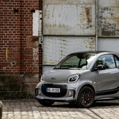 smart EQ fortwo Verlosung