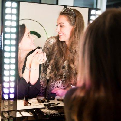 """Chanel Nachbericht: """"Make-Up ist wie ein Schmuckstück, dass dich erstrahlen lässt."""""""