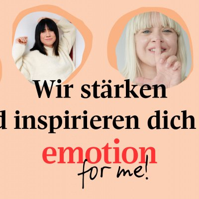 EMOTION for me - das digitale Programm