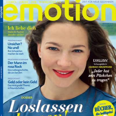 Emotion Cover 10/13