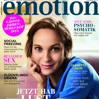 EMOTION Cover 1/2015