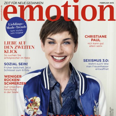 EMOTION Cover 2/2015