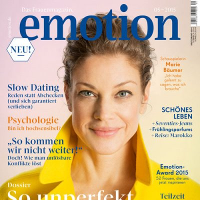 EMOTION Cover 5/2015