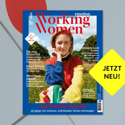 EMOTION Working Women Ausgabe 2020